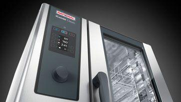 Rational iCombi Classic 27410 1 - Horno Rational iCombi Classic 6 GN 11 Electrico
