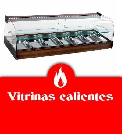 Vitrinas calientes