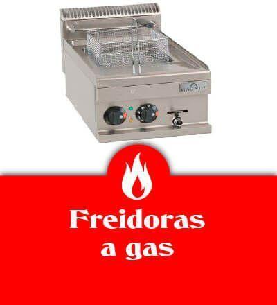 Freidoras a gas
