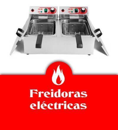 Freidoras eléctricas