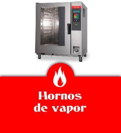 Hornos de vapor