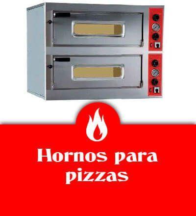 Hornos de pizzas