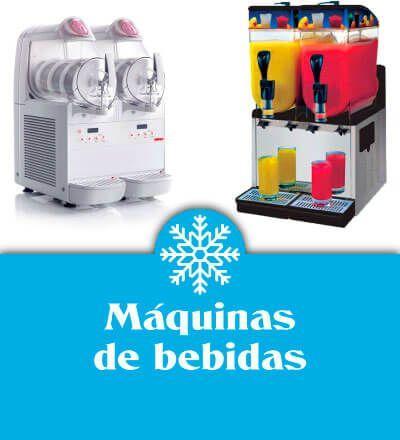 Máquinas de bebidas
