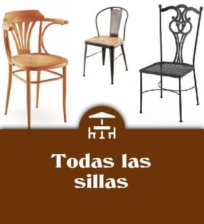Todas las sillas