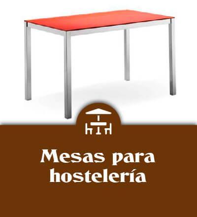 Mesas de hosteleria