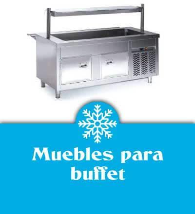 Muebles para buffet
