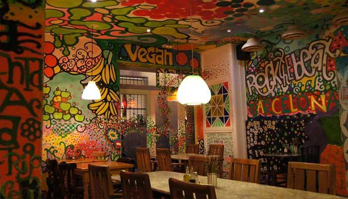 Vegetariono - Cómo decorar un restaurante: La guía definitiva.