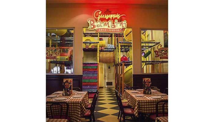 area de juegos 1 - Cómo decorar un restaurante: La guía definitiva.