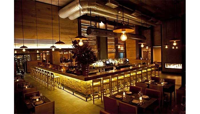 luces restaurante 2 - Cómo decorar un restaurante: La guía definitiva.