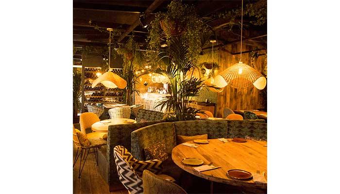 luces restaurante 4 - Cómo decorar un restaurante: La guía definitiva.