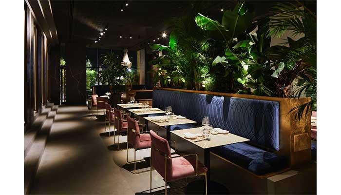 luces restaurante - Cómo decorar un restaurante: La guía definitiva.
