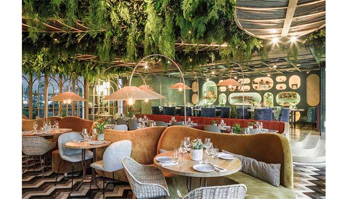 naturaleza 2 - Cómo decorar un restaurante: La guía definitiva.
