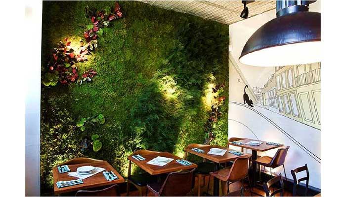 naturaleza 3 - Cómo decorar un restaurante: La guía definitiva.