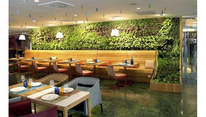 naturaleza 5 - Cómo decorar un restaurante: La guía definitiva.
