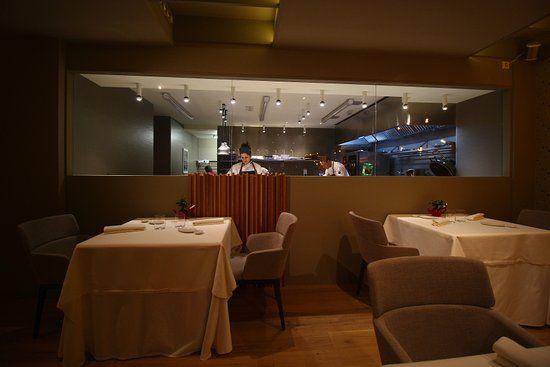 restaurante ikaro cristalera - Cómo decorar un restaurante: La guía definitiva.