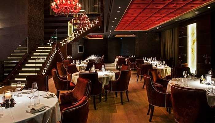 restaurante lujo 1 - Cómo decorar un restaurante: La guía definitiva.