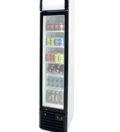 Armario expositor refrigerado SLIM 160L