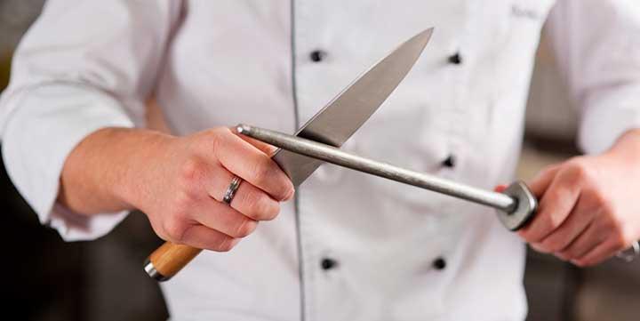Por que es tan importante afilar cuchillos